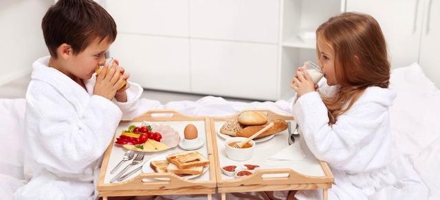 10 Great Healthy Breakfast Ideas