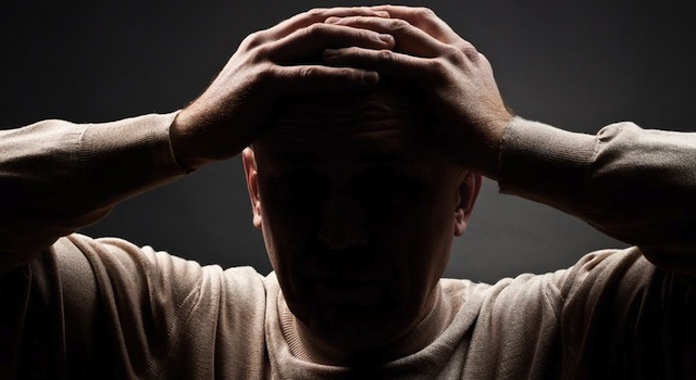 Can Holding Back Emotions Cause Anxiety? © Michael Cohen 2014